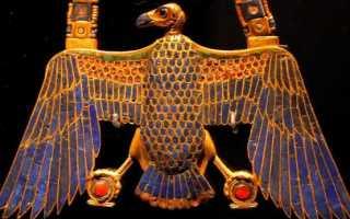 Египетские амулеты и их сила в истории ювелирного искусства
