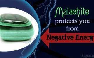 Вы не должны пропустить невероятные целебные свойства малахита