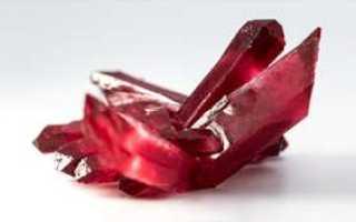 Счастливые кристаллы для Овна