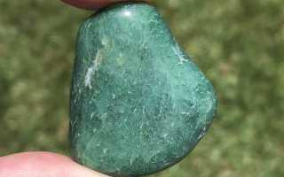 Духовные свойства нефрита: камень проявления