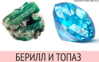 Образование По Драгоценным Камням