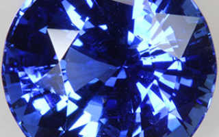 Синий Сапфир — Драгоценный Камень Нилам