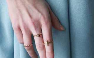 Кольцо-оберег На Каком Пальце Носить