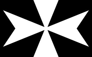 Мальтийский крест: его происхождение и значение для Мальты