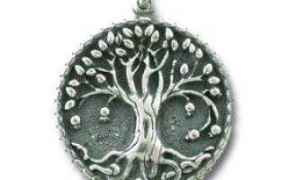 Ожерелье Древо Жизни: значение в разных культурах