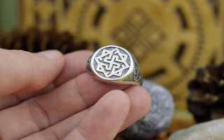 Амулет Валькирии: символ мужества и силы